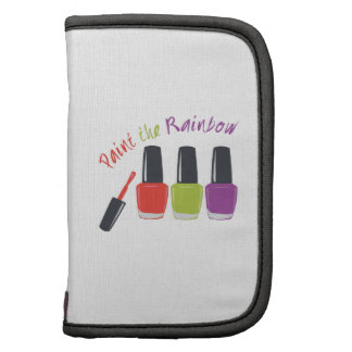 Paint The Rainbow Planners