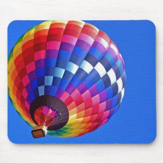Paint the sky rainbow mouse pad