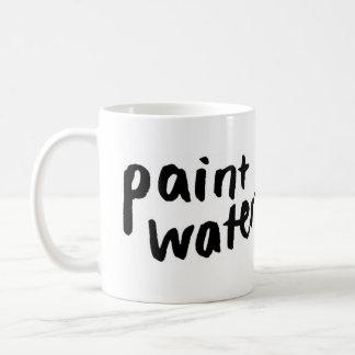 Paint Water Mug