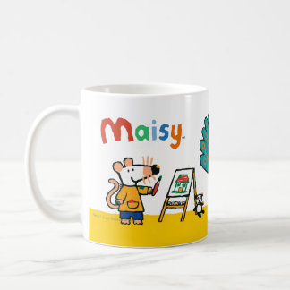 Paint with Maisy! Coffee Mug