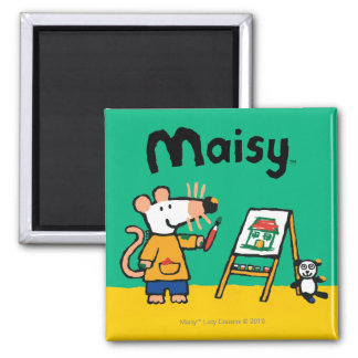 Paint with Maisy! Magnet