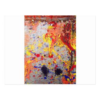 Paint - WOWCOCO Postcard