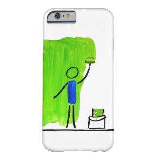 paint your world barely there iPhone 6 case