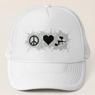 Paintball 4 trucker hat