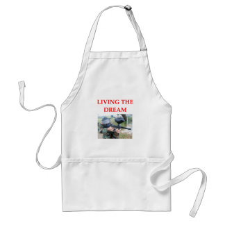 paintball aprons