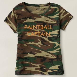 PAINTBALL CAPTAIN T-Shirt