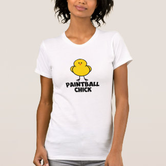 Paintball Chick Shirts