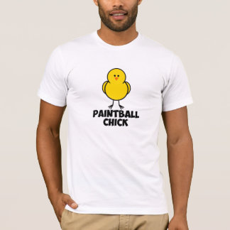 Paintball Chick T-Shirt