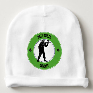 Paintball Combat Baby Beanie