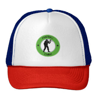 Paintball Combat Cap