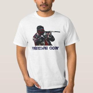 Paintball Gear Design T Shirt