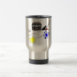 Paintball Gear Travel Mug