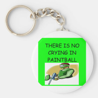 PAINTBALL KEY RING