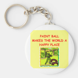 paintball key chains