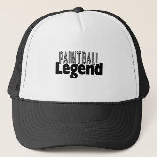 Paintball Legend Trucker Hat