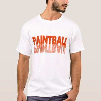 Paintball Reflection T-Shirt
