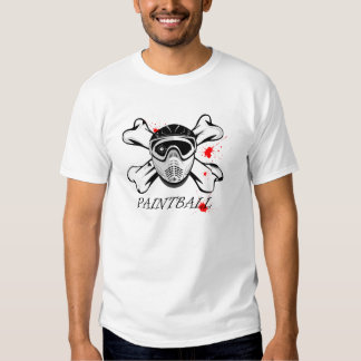 Paintball T-shirts