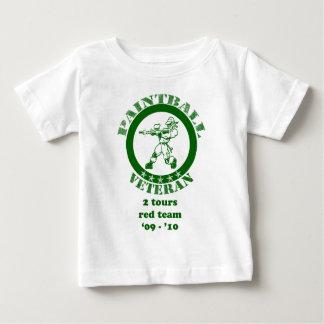 Paintball Veteran Baby T-Shirt