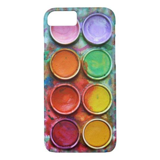 Paintbox Colour Pallete iPhone 7 Case
