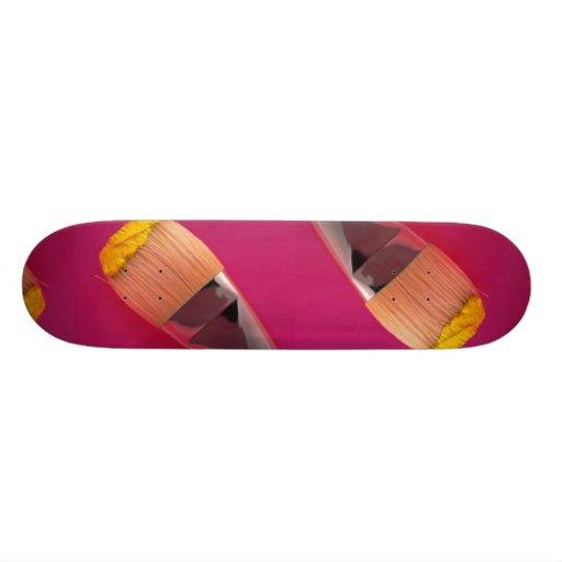 Paintbrush Photo Skate Board Decks