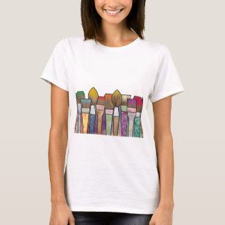 Paintbrushes T-Shirt
