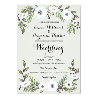 Wedding Invitations Announcements Zazzle UK