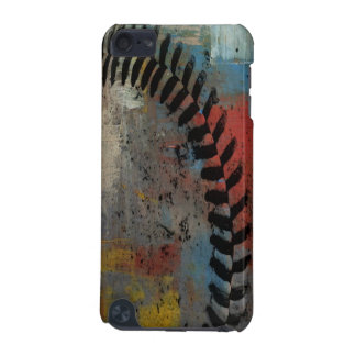 painted baseball case iPod touch 5G cover