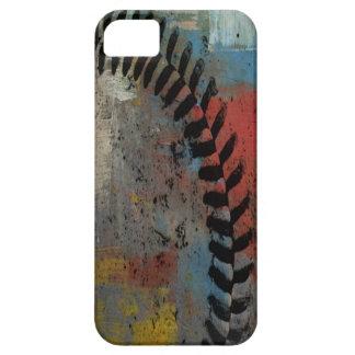 painted Baseball iphone case