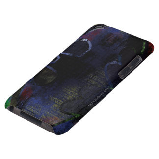 Painted Bat Symbol iPod Touch Cases