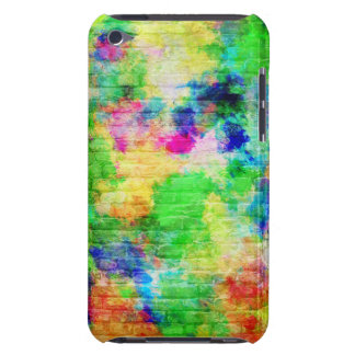 Painted Brick Wall Barely There iPod Case