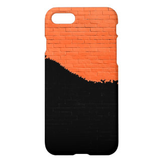 Painted Brick Wall iPhone 8/7 Case