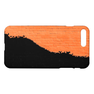 Painted Brick Wall iPhone 8 Plus/7 Plus Case