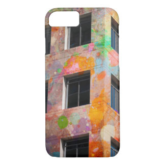 Painted Building iPhone 8/7 Case