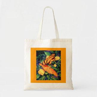 Painted Butterflies Tote Tote Bags