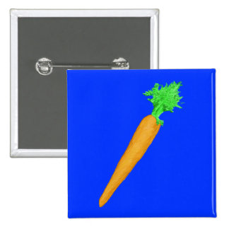 Painted Carrot Pins