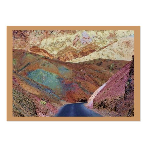 Painted Desert Gift Shop Tags Large Business Cards (Pack Of 100)