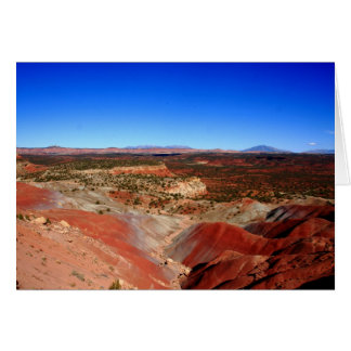 Painted Desert Landscape Cards