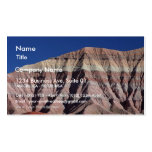 Painted Desert North Of Flagstaff Business Card