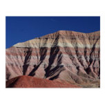 Painted Desert North Of Flagstaff Postcard