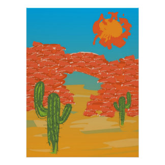 Painted Desert Print