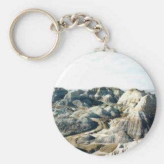 Painted Desert scene 05 Key Ring