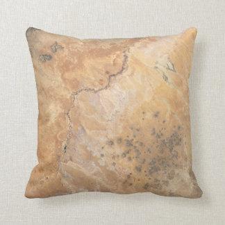Painted Desert Throw Cushions