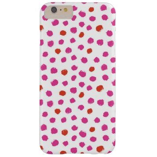 Painted Dots iPhone Case