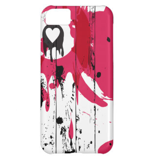 Painted Fence iPhone 5C Case