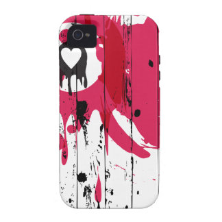 Painted Fence iPhone 4 Covers