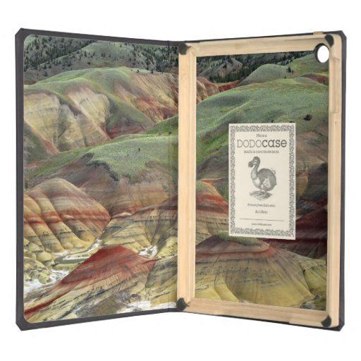 Painted Hills, John Day Fossil Beds, Mitchell iPad Air Covers