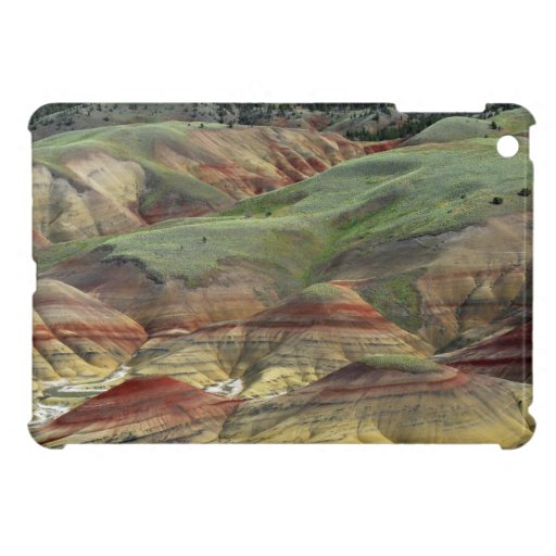 Painted Hills, John Day Fossil Beds, Mitchell iPad Mini Cover