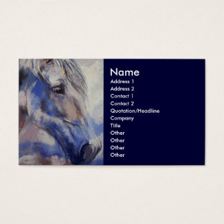 Painted Horse Business Card