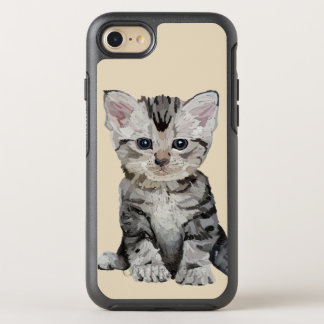 Painted Kitten Otterbox OtterBox Symmetry iPhone 8/7 Case