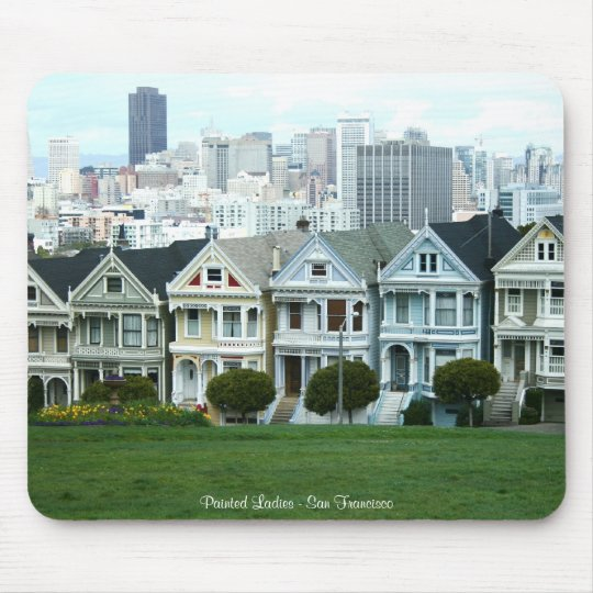 Painted Ladies Mouse Mat